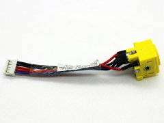 45M2893 50.4FZ01.011 NZ1 Lenovo Power Jack Socket Charging Port DC IN Cable