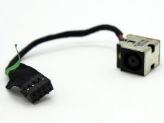 710431-FD1 710431-SD1 710431-TD1 HP ProBook 450 455 G1 G2 Power Jack DC IN Cable