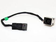 676707-SD1 727757-001 HP ProBook 430 4740S Power Jack Charging Port DC IN Cable