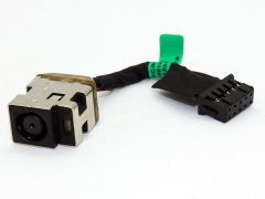 661451-301 661451-302 HP Envy 17 17-3000 17T-3000 Power Jack Port DC IN Cable
