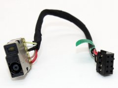 742822-FD1 742822-SD1 HP Pavilion 14-E 15-D TouchSmart 11 Power Jack DC IN Cable