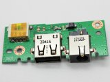 60-NLOIO1001-X01 32XJ1IB0010 90R-NLOIO1000U DC Jack USB Port Power Charge Board