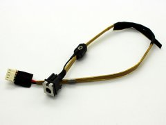DC power jack cable harness for TOSHIBA SATELLITE P505D-S8930  P505-S8940