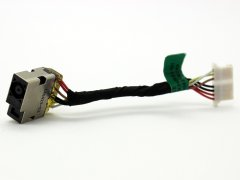 762825-FD1 762825-SD1 762825-YD1 768012-001 HP Power Jack DC IN Cable Harness