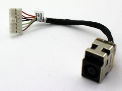 640891-001 6017B0295401 HP G6 G6-1A/B/C/Dxx Power Jack Charge Port DC IN Cable