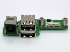 Dell Inspiron 1525 1525se 1526 1526se PP29L USB Ports DC Jack Power Charge Board